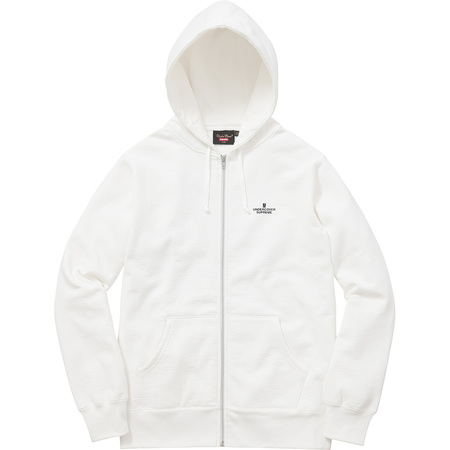 Supreme®/UNDERCOVER Generation Fuck You Zip Up Sweat (White)