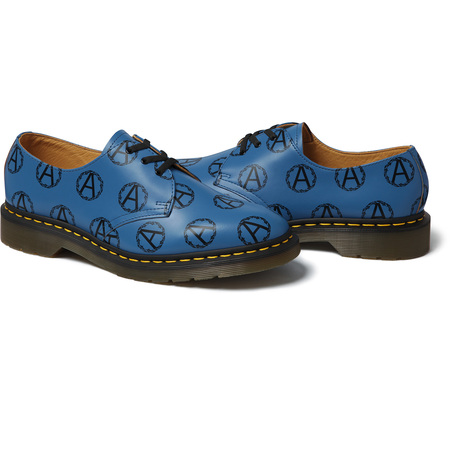 Supreme®/UNDERCOVER/Dr. Martens® Anarchy 3-Eye Shoe (Royal)