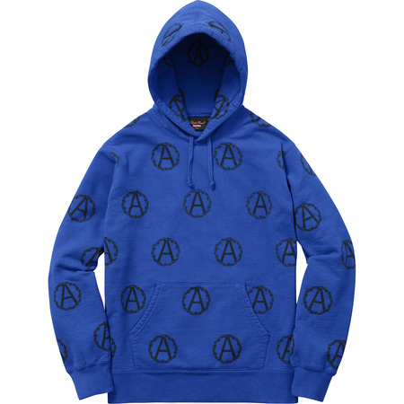 Supreme®/UNDERCOVER Anarchy Hooded Sweatshirt (Royal)