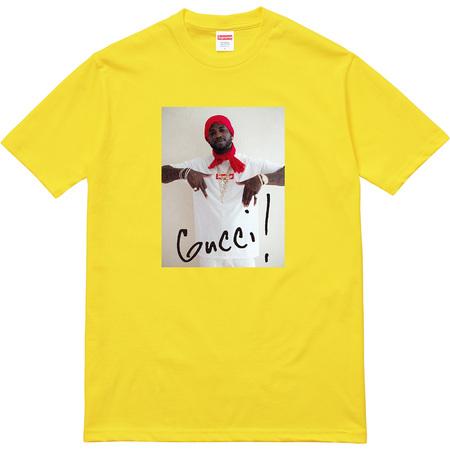 Gucci Mane Tee (Yellow)