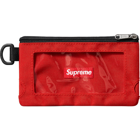Mobile Pouch (Red)