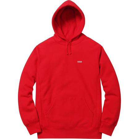 3M® Reflective Logo Hooded Sweatshirt (Red)