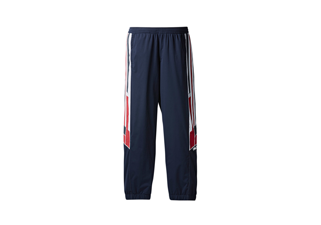 ADIDAS PALACE SHELL TRACK PANT NIGHT INDIGO / WHITE