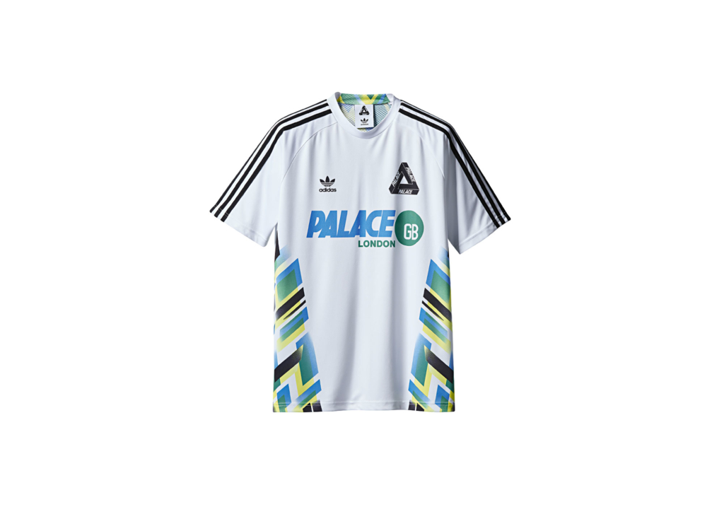 ADIDAS PALACE HOME JERSEY WHITE / BLACK