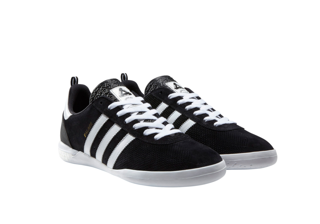 ADIDAS PALACE INDOOR BLACK