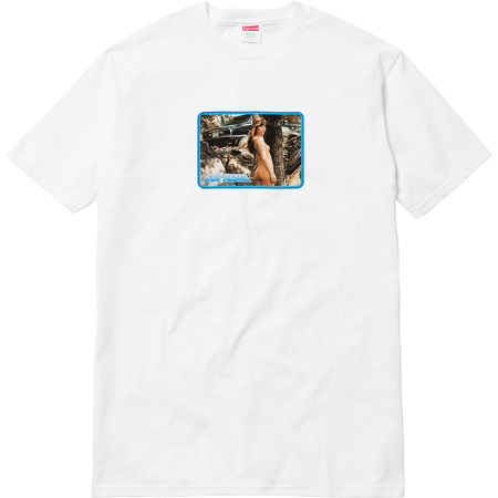 Larry Clark Girl Tee (White)