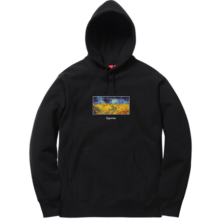 Field Hooded Sweatshirt (Black)