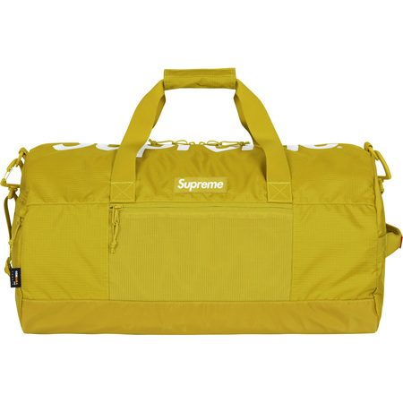Duffle Bag (Acid Green)
