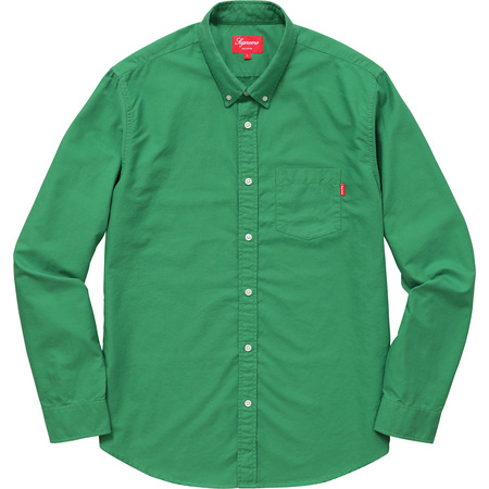 Oxford Shirt (Green)