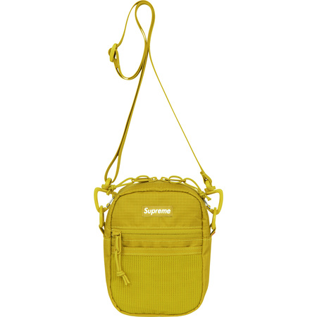 Small Shoulder Bag (Acid Green)