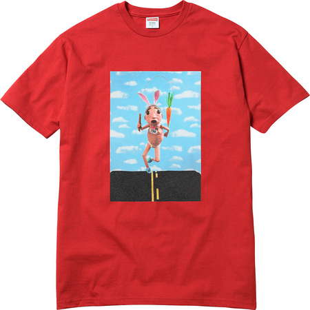 Mike Hill Runner Tee (Red)