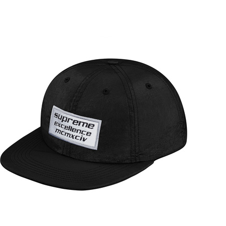Excellence 6-Panel (Black)