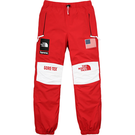 Supreme®/The North Face® Trans Antarctica Expedition Pant (Red)