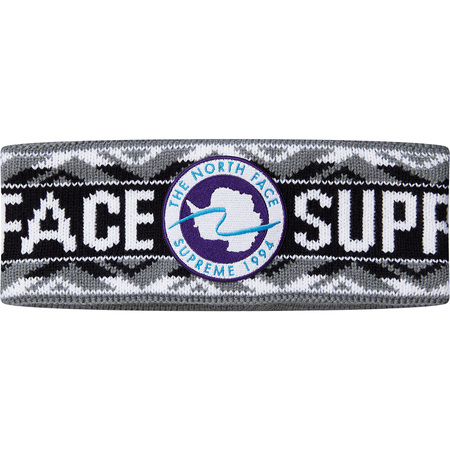 Supreme®/The North Face® Trans Antarctica Expedition Headband (Black)