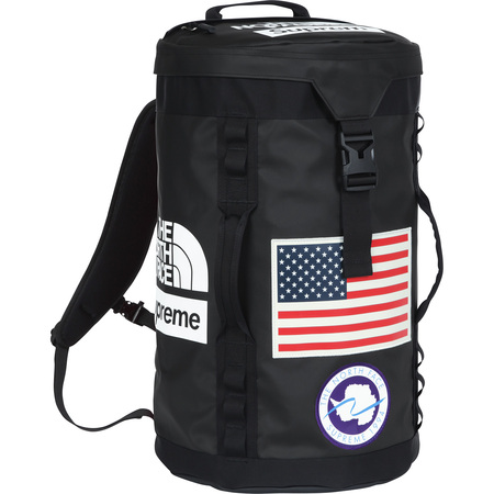 Supreme®/The North Face® Trans Antarctica Expedition Big Haul Backpack (Black)