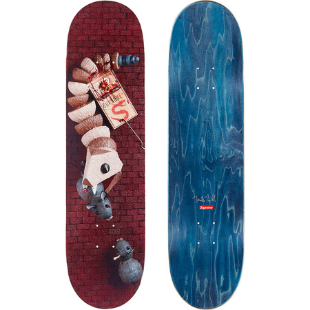 Mike Hill Snake Trap Skateboard (Snake Trap)