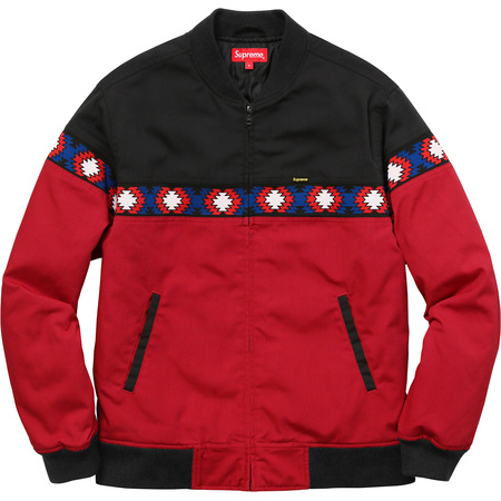 Trail Jacket (Red)