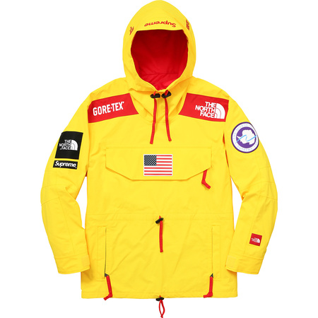Supreme®/The North Face® Trans Antarctica Expedition Pullover (Yellow)