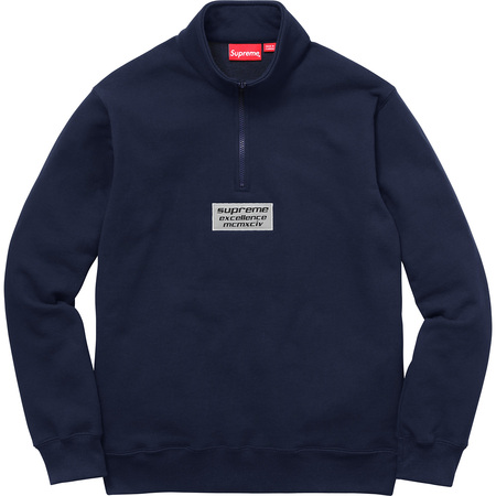 3M® Reflective Excellence Half Zip Sweat (Navy)