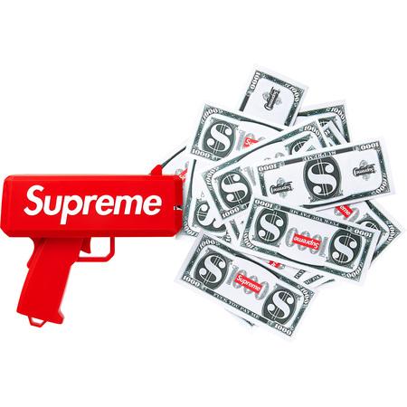 Supreme®/CashCannon™ Money Gun (Red)