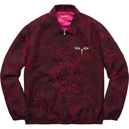 Supreme Truth Tour Jacket (Burgundy)