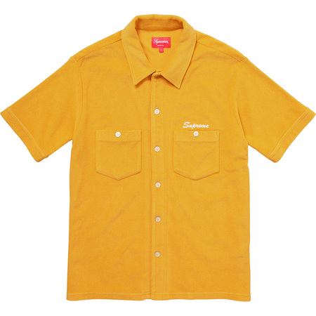 Terry S/S Shirt (Gold)