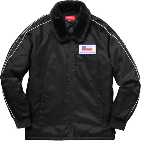 Freighter Jacket (Black)