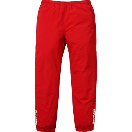 Warm Up Pant (Red)