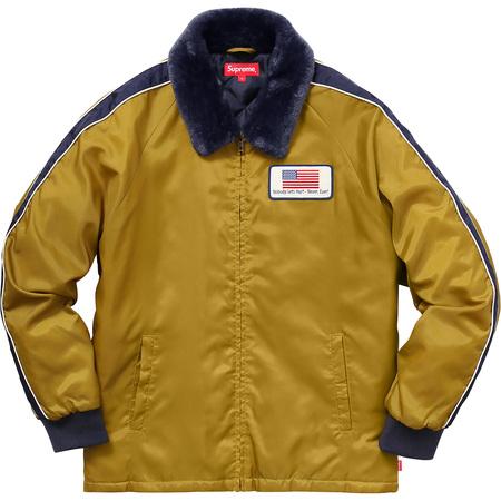 Freighter Jacket (Dark Gold)