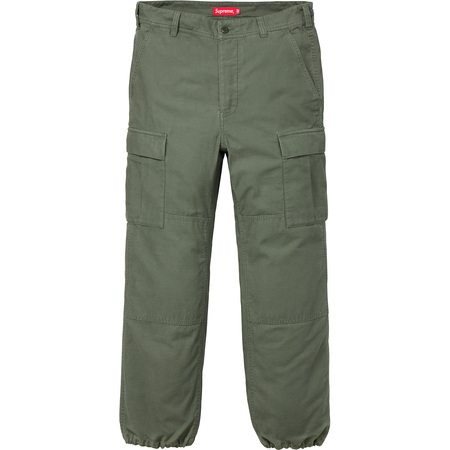 Cargo Pant (Olive)