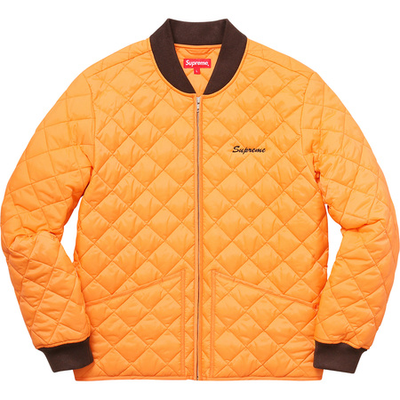 Zapata Quilted Work Jacket (Peach)
