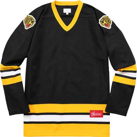 Freaky Hockey Jersey (Black)