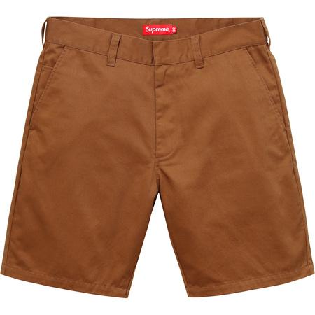 Work Short (Rust Brown)