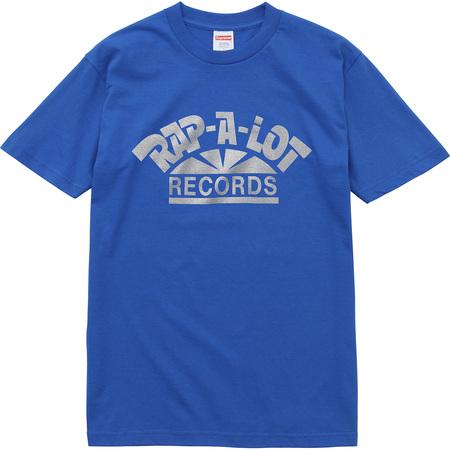 Supreme®/Rap-A-Lot Records Tee (Royal)