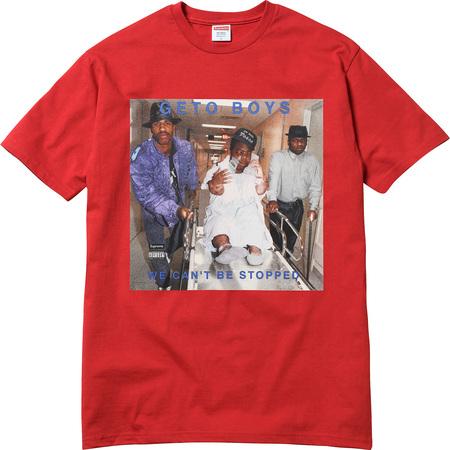 Supreme®/Rap-A-Lot Records Geto Boys Tee (Red)
