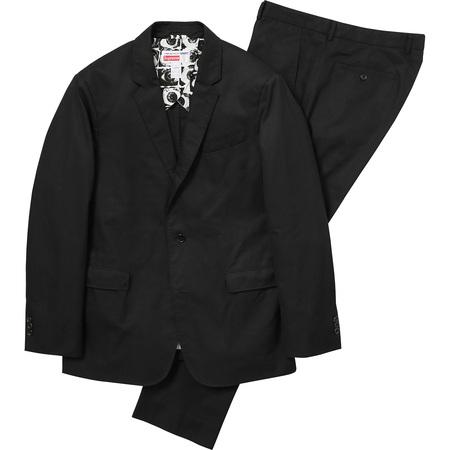 Supreme®/Comme des Garçons SHIRT® Suit (Black)