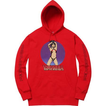 Vampirella® Hooded Sweatshirt (Red)
