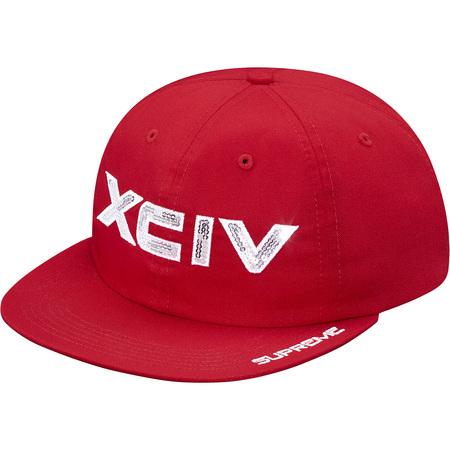 XCIV 6-Panel (Red)