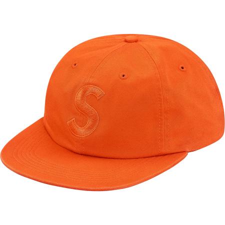 Tonal S Logo 6-Panel (Burnt Orange)