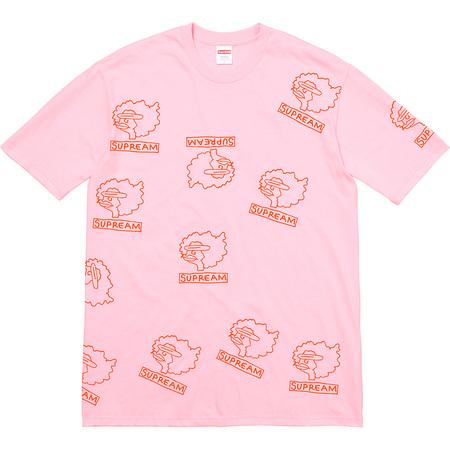 Gonz Heads Tee (Light Pink)