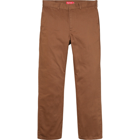 Work Pant (Light Brown)