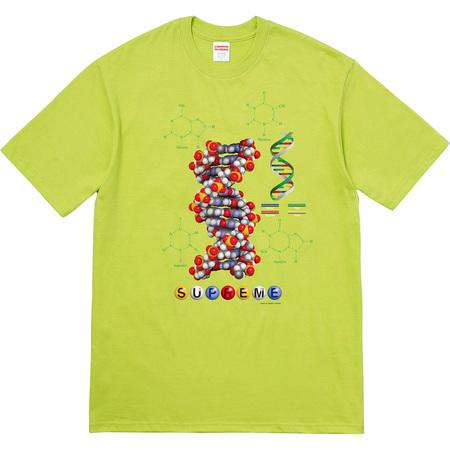 DNA Tee (Lime)