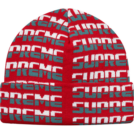 Repeat Beanie (Red)