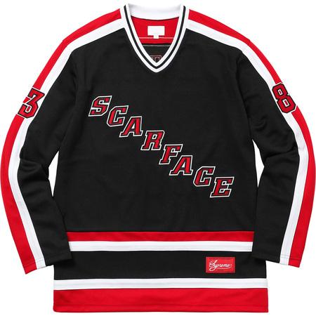 Scarface™ Hockey Jersey (Black)