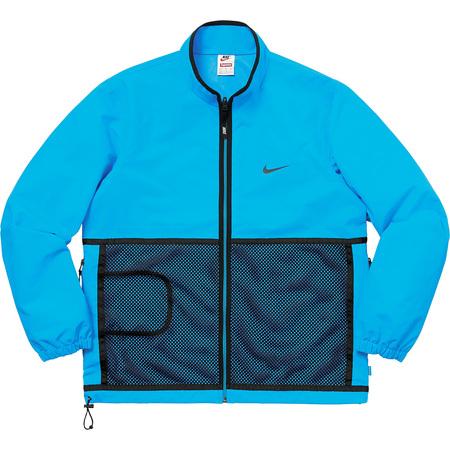 Supreme/Nike Trail Running Jacket (Blue)