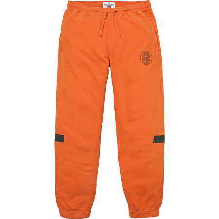 Supreme®/Stone Island® Sweatpant (Orange)