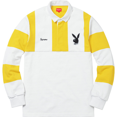 Supreme®/Playboy© Rugby (White)