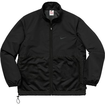 Supreme/Nike Trail Running Jacket (Black)