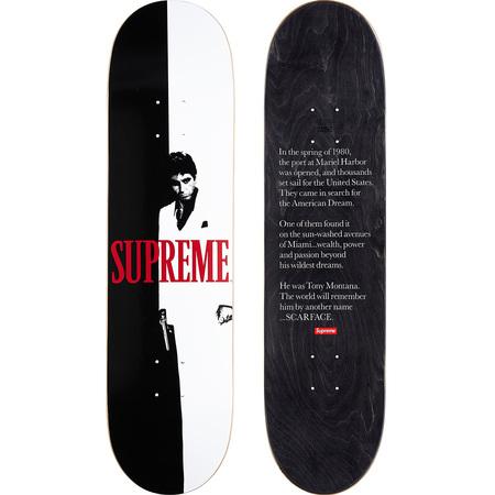 Scarface™ Split Skateboard (8.125