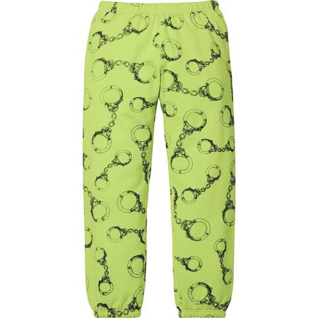 Handcuffs Sweatpant (Bright Green)